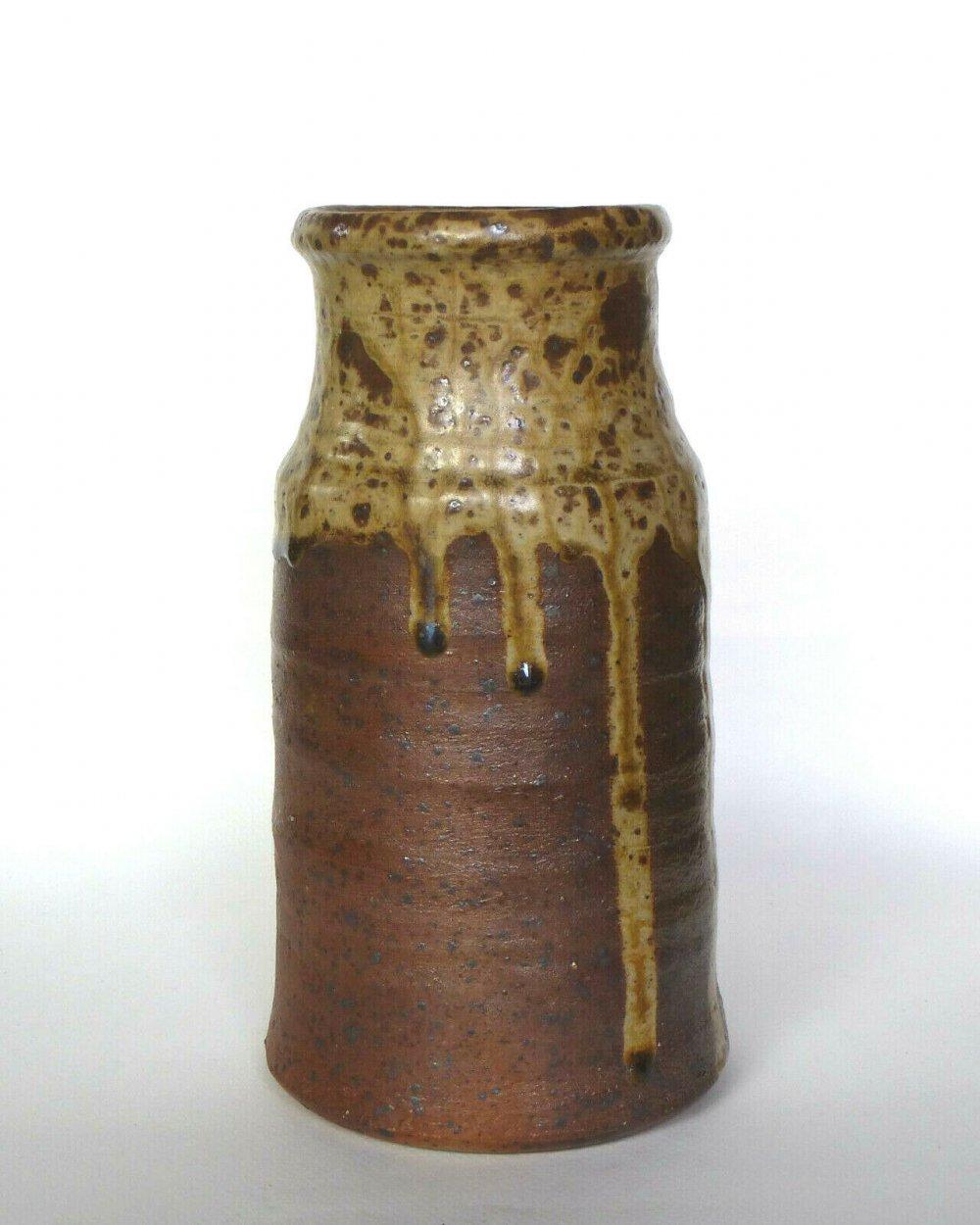 Gustave Tiffoche vase