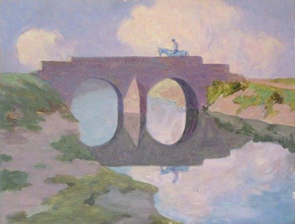 louis cylkow le pont en bretagne briere