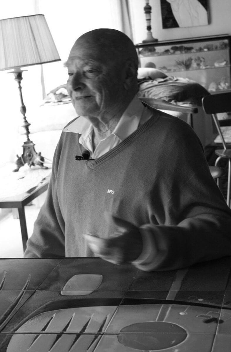 Guy Trevoux 1959 Quimper