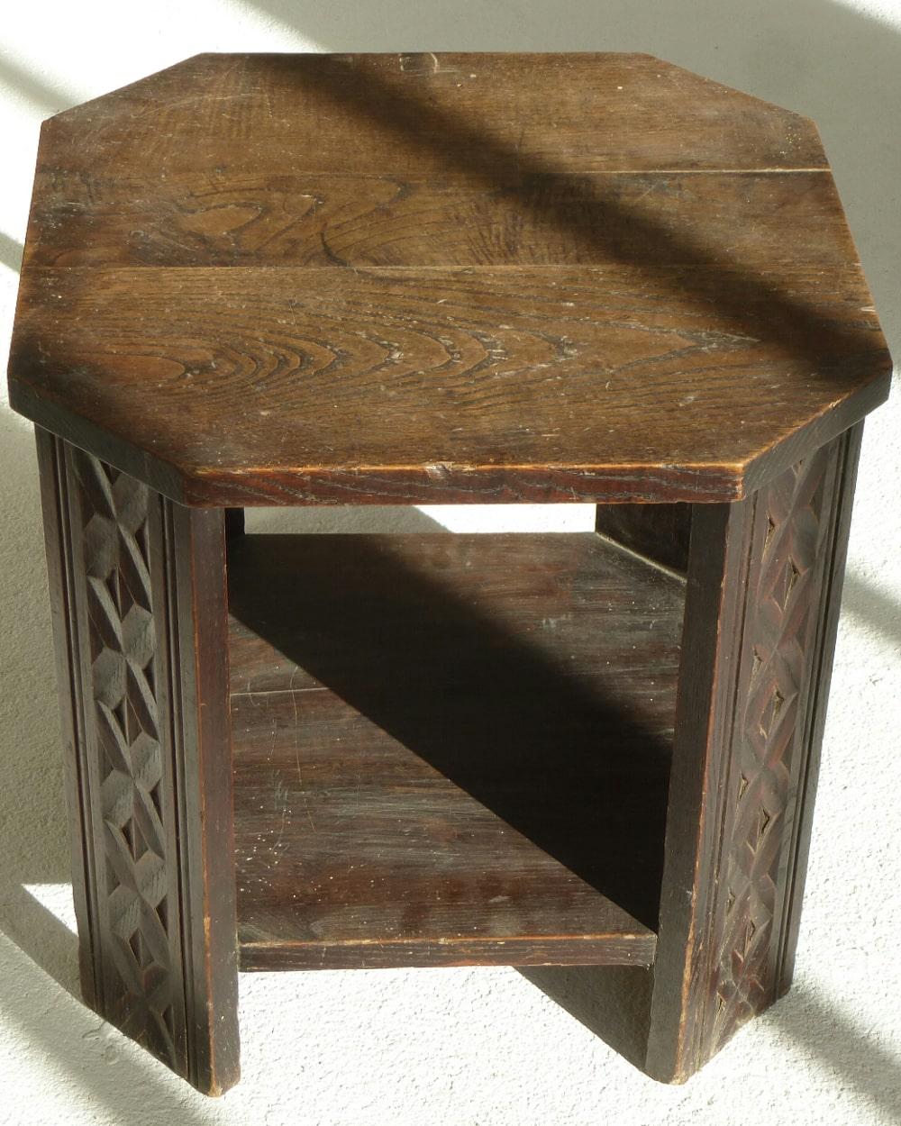 Joseph Savina Square Side Table (1)