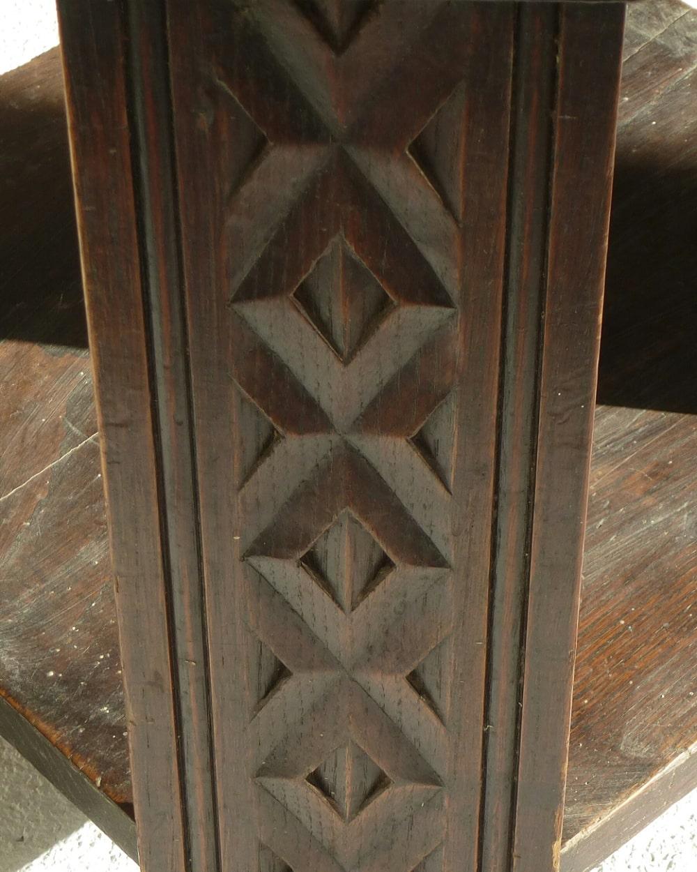 Joseph Savina Square Side Table (3)